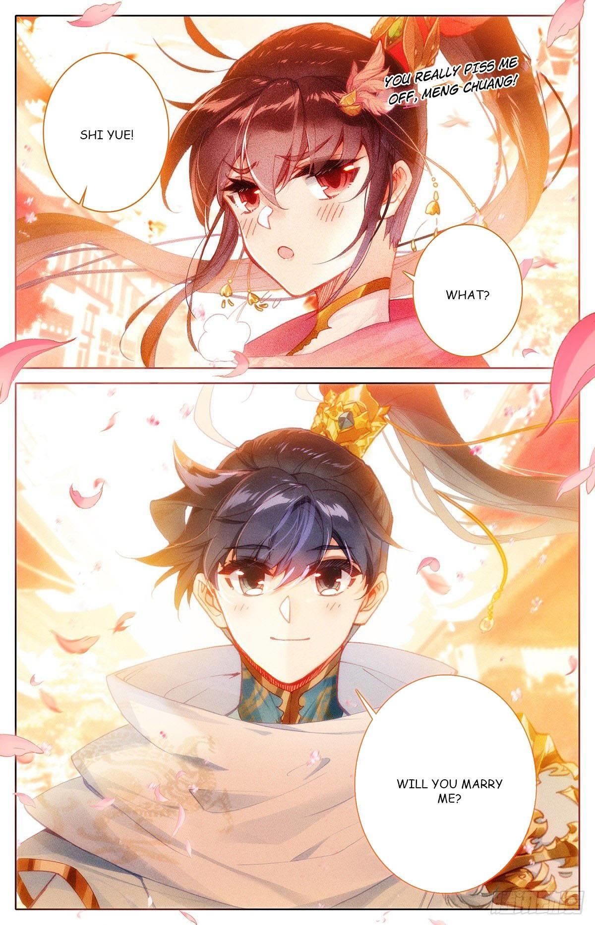 Azure Legacy Chapter 99 page 4 - Mangakakalots.com