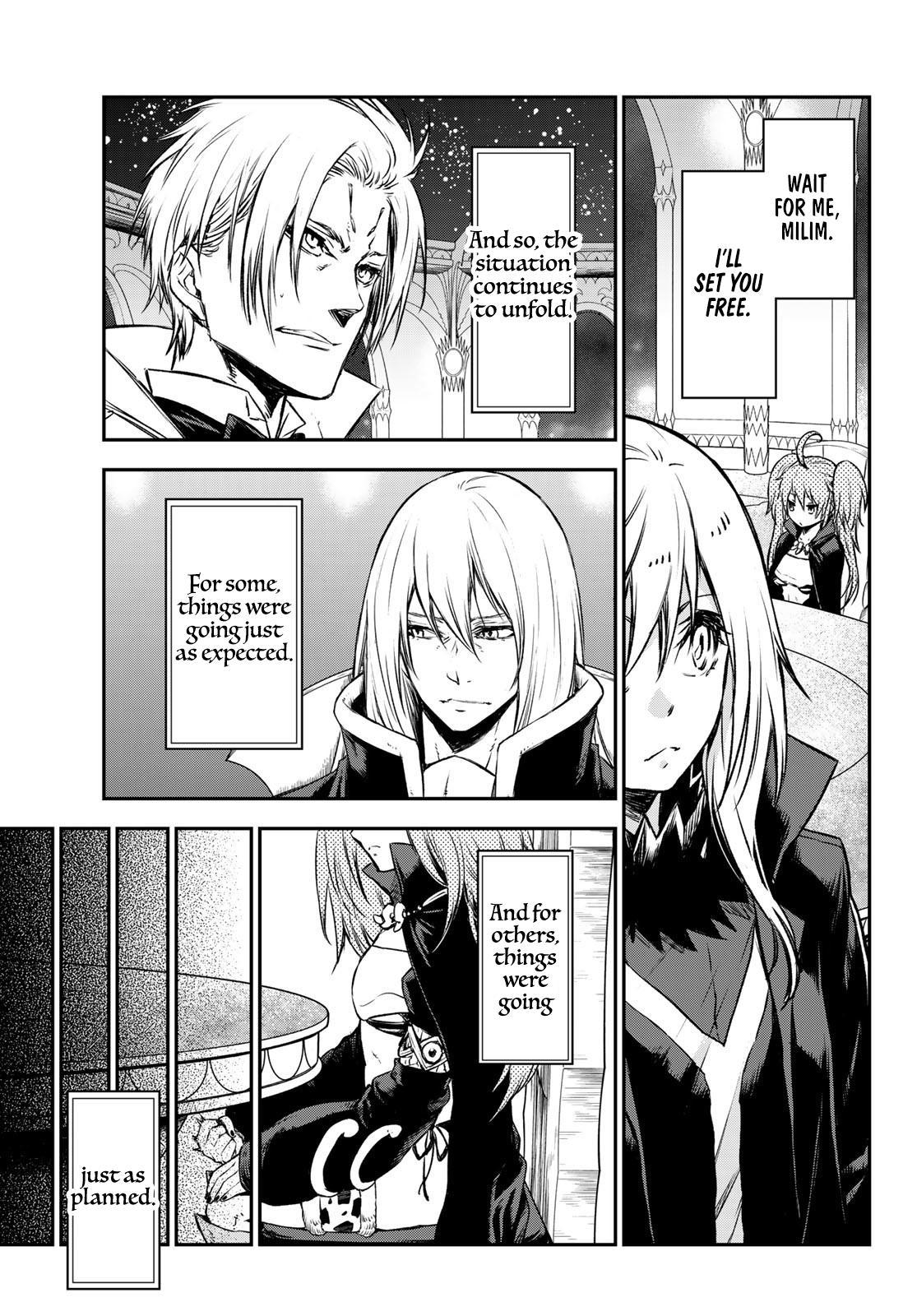 Tensei Shitara Slime Datta Ken Chapter 81: The Wight King page 27 - Mangakakalots.com