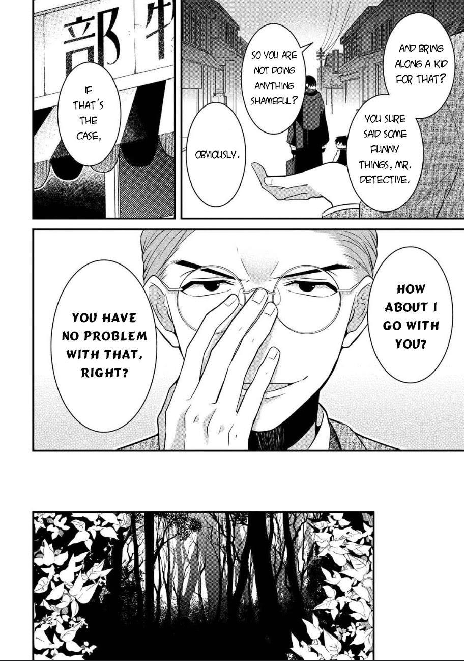 Mononobe Koshoten Kaikitan Chapter 5: Choice Of People page 15 - Mangakakalots.com