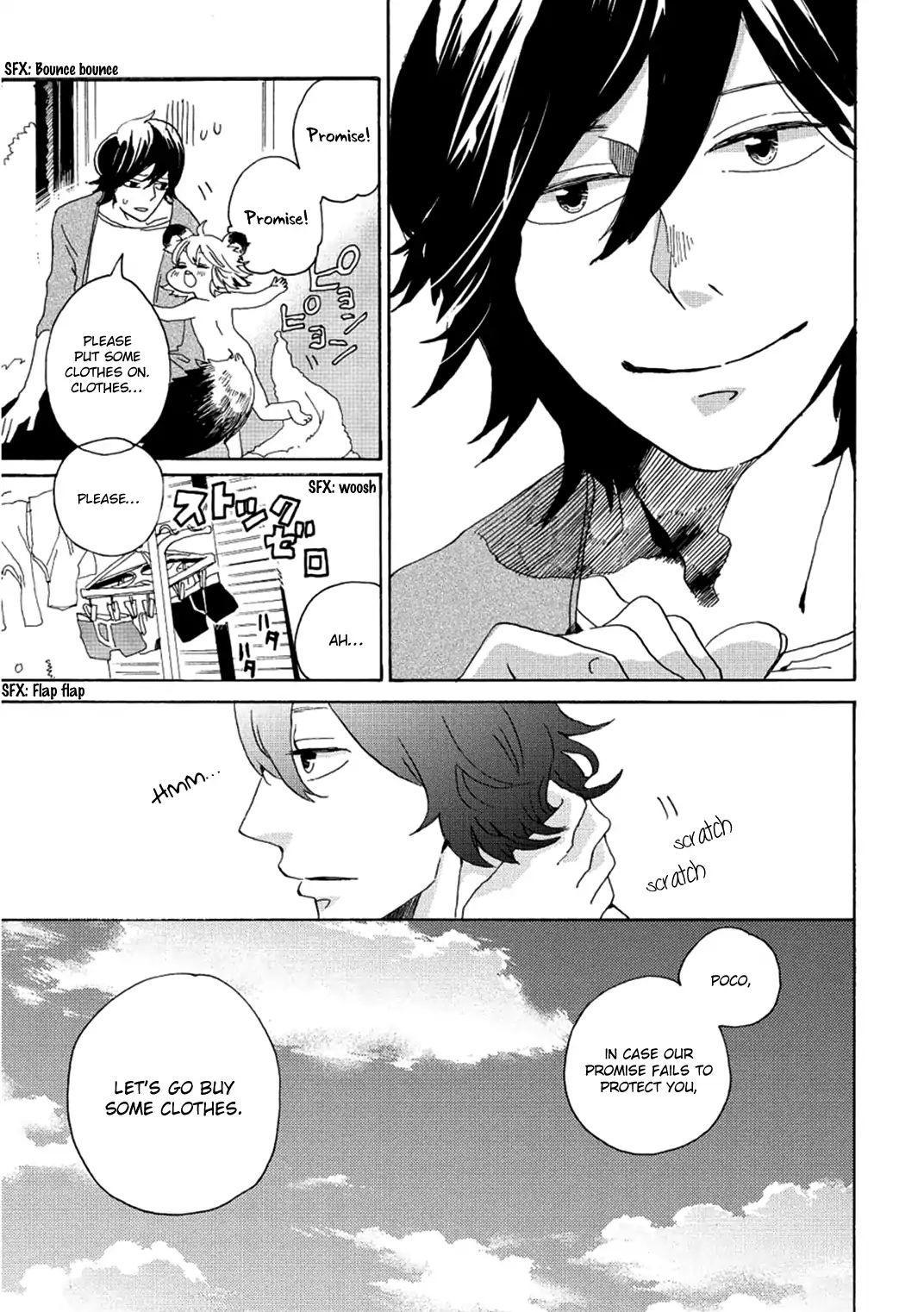 Udon No Kuni No Kin'iro Kemari Vol.1 Chapter 3: Kotoden page 12 - Mangakakalots.com