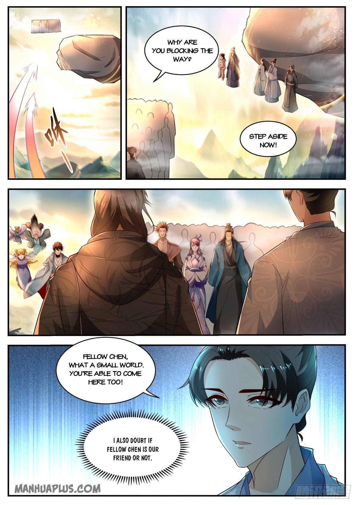 Rebirth Of The Urban Immortal Cultivator Chapter 518 page 4 - Mangakakalots.com