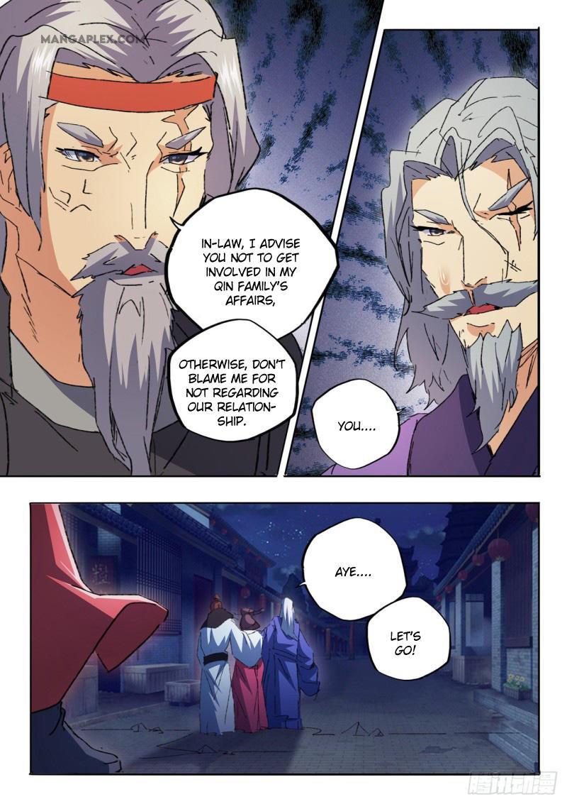 Martial Master Chapter 460 page 6 - Mangakakalots.com