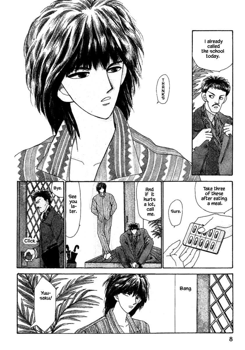 Shi To Kanojo To Boku Chapter 10.1 page 10 - Mangakakalots.com