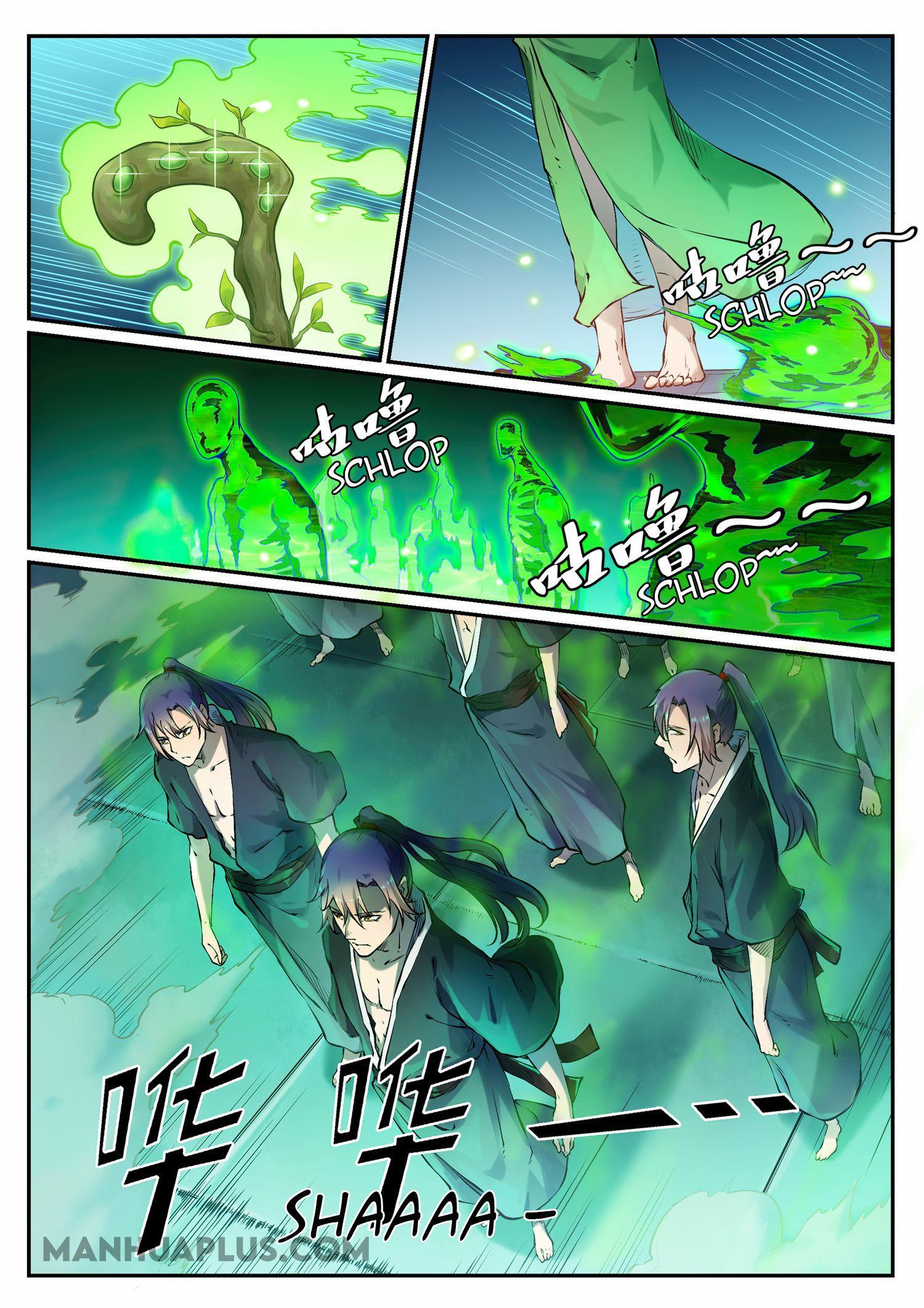 Apotheosis Chapter 672 page 9 - Mangakakalots.com