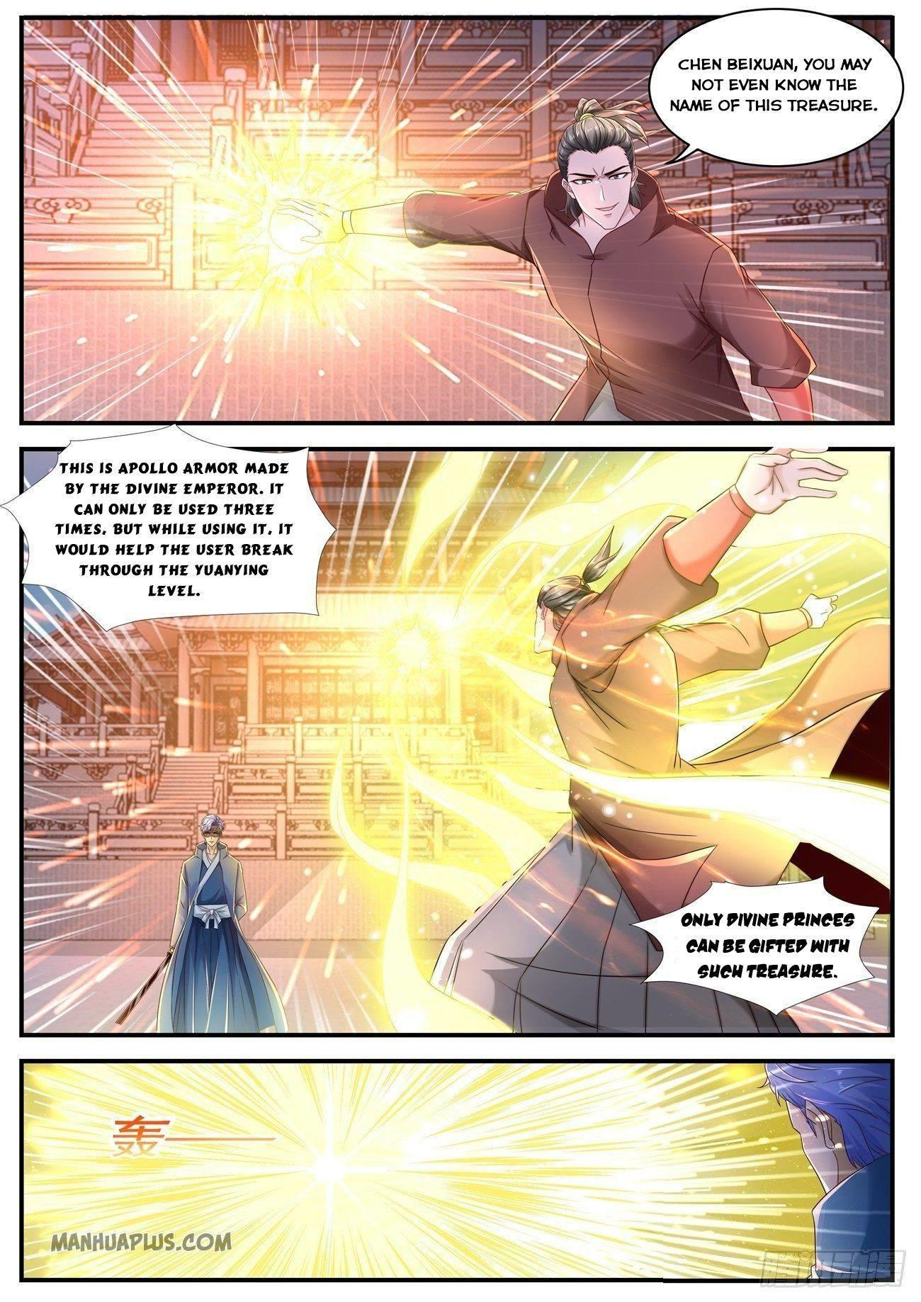 Rebirth Of The Urban Immortal Cultivator Chapter 594 page 10 - Mangakakalots.com