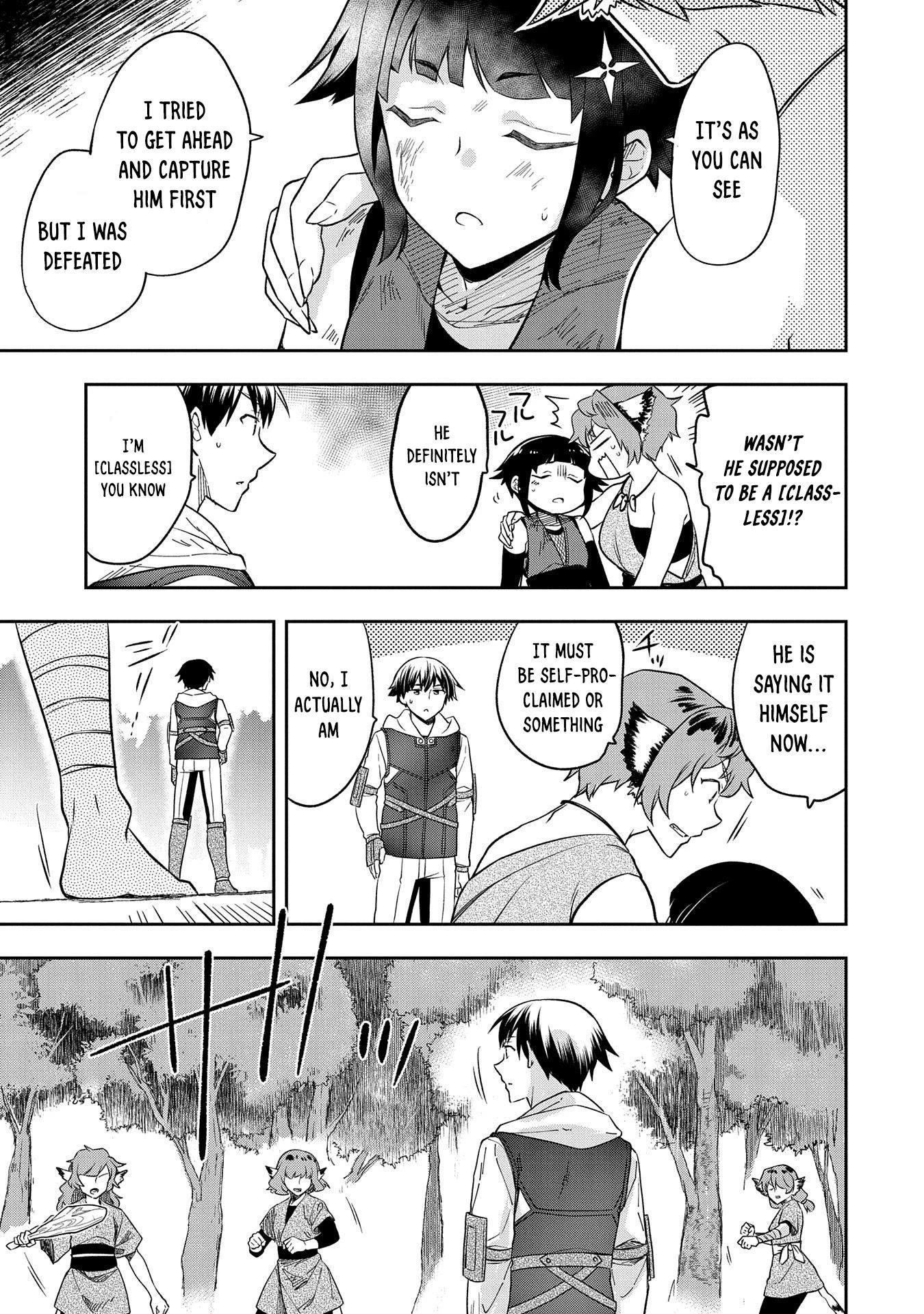 The Hero Who Has No Class. I Don't Need Any Skills, It's Okay. Chapter 27 page 20 - Mangakakalots.com