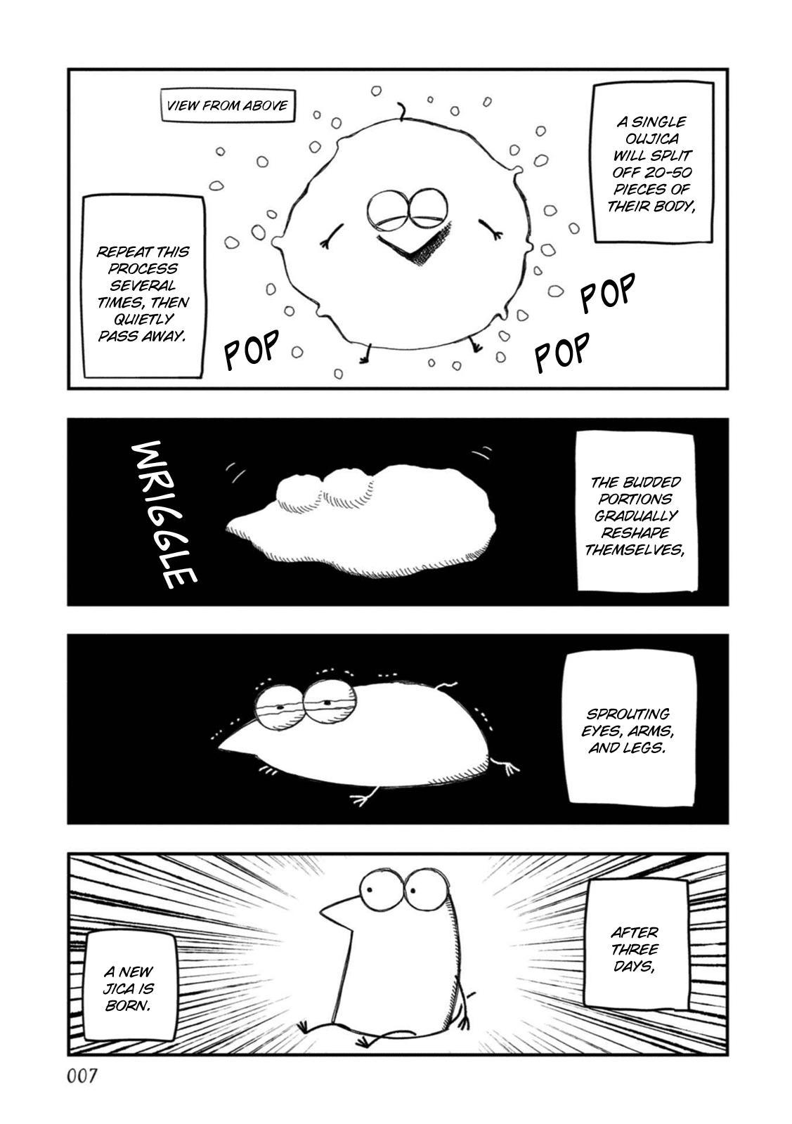 Rojica To Rakkasei Chapter 18: The Jica Tribe page 3 - Mangakakalots.com