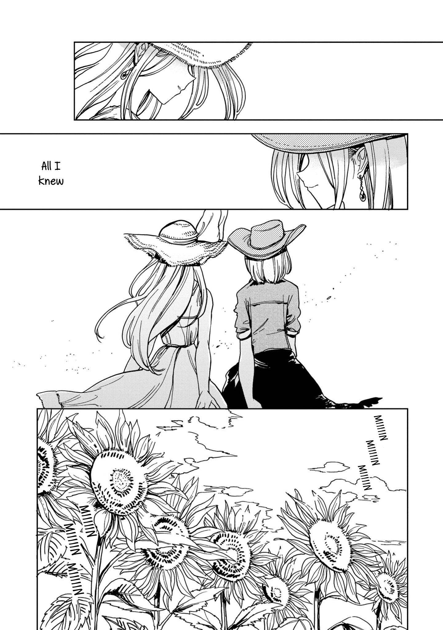 Good-Bye Dystopia Chapter 5: Look Both Ways, Always page 5 - Mangakakalots.com