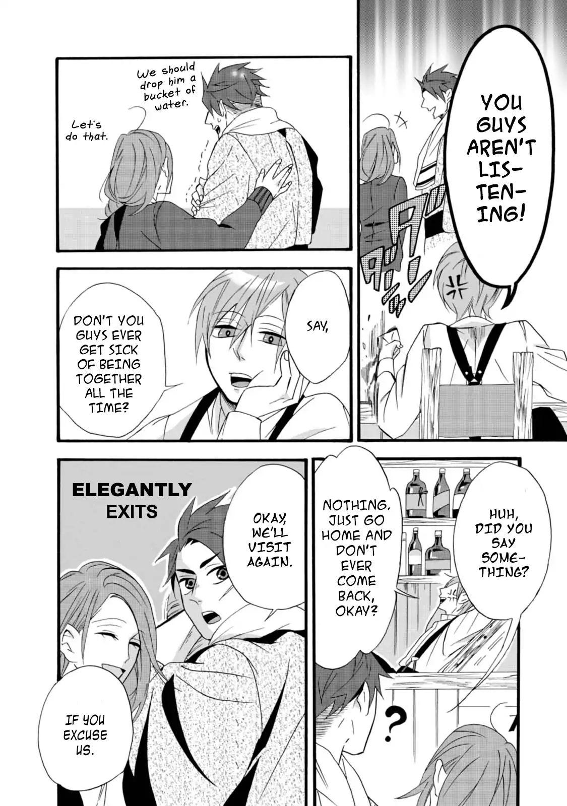 Will You Marry Me Again If You Are Reborn? Vol.1 Chapter 5: Stranger Than Fiction page 18 - Mangakakalots.com