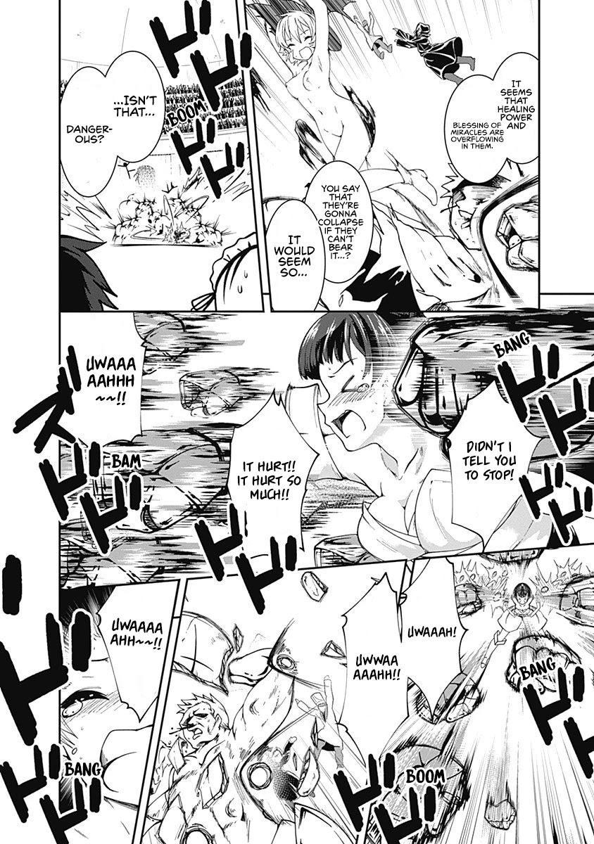Jichou Shinai Motoyuusha No Tsuyokute Tanoshii New Game Chapter 54 page 11 - Mangakakalots.com