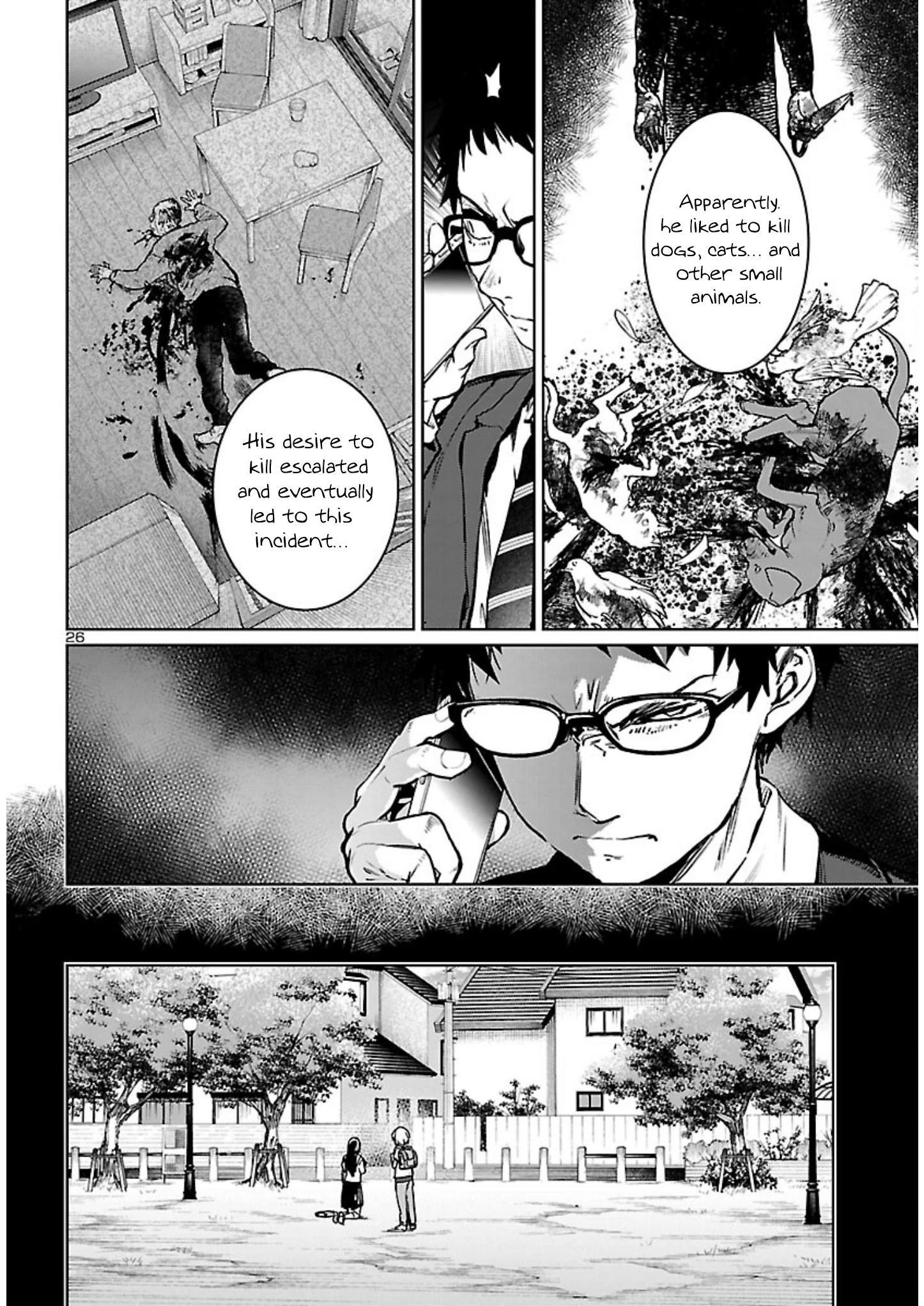 Succubus & Hitman Chapter 16: A Storm Right Around The Corner page 27 - Mangakakalots.com