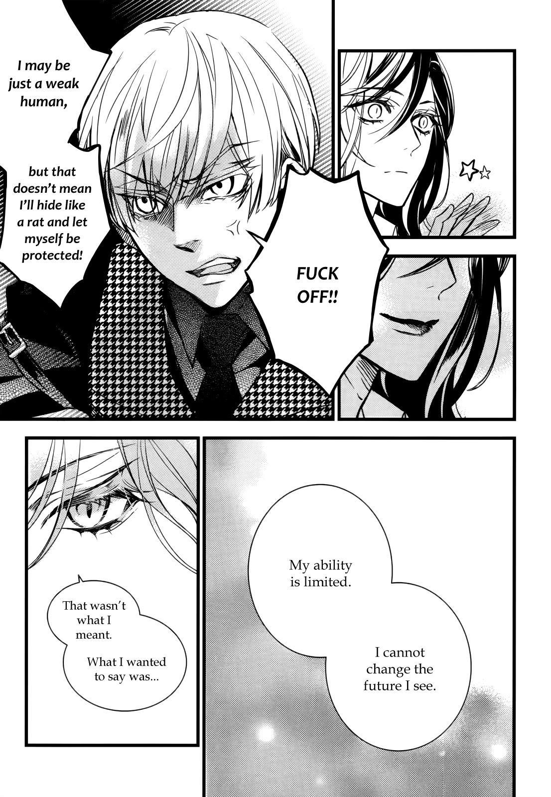 Vampire Library Chapter 37 page 30 - Mangakakalots.com