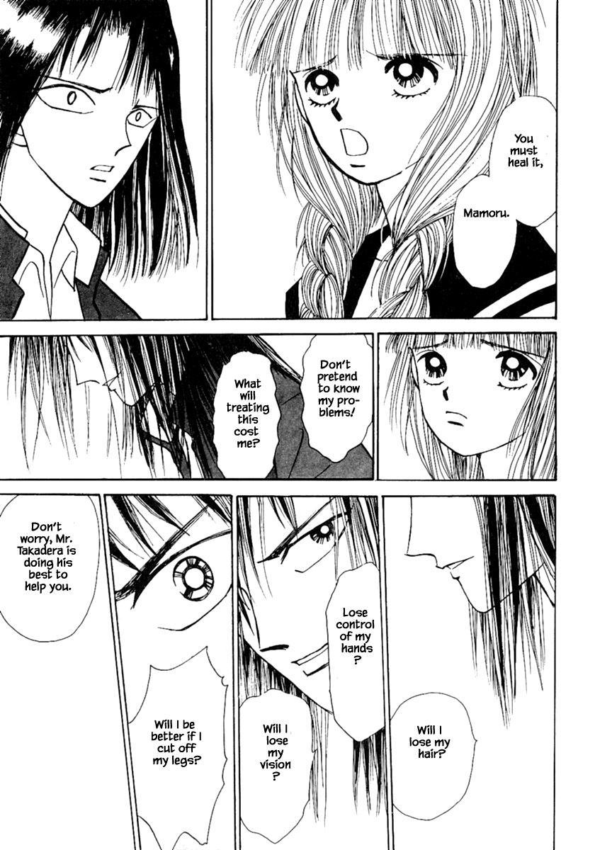 Shi To Kanojo To Boku Chapter 8.2 page 21 - Mangakakalots.com