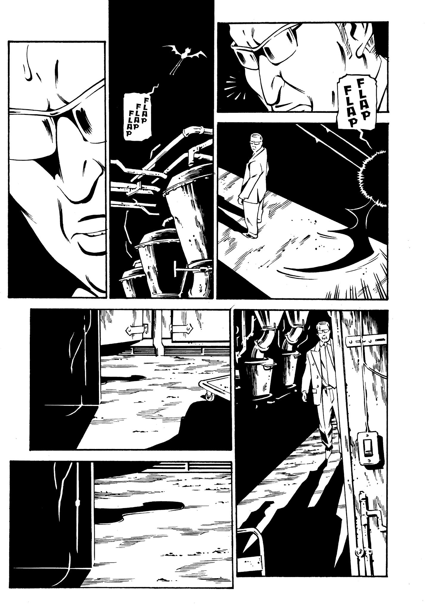 Deathco Chapter 13: The Playground (3) page 27 - Mangakakalots.com