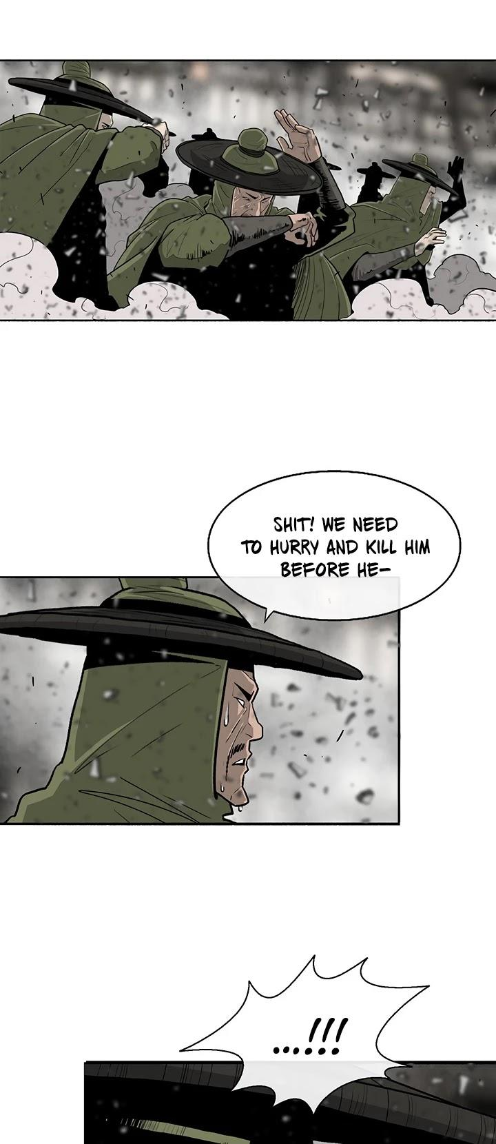 Legend Of The Northern Blade Chapter 89 page 31 - Mangakakalots.com