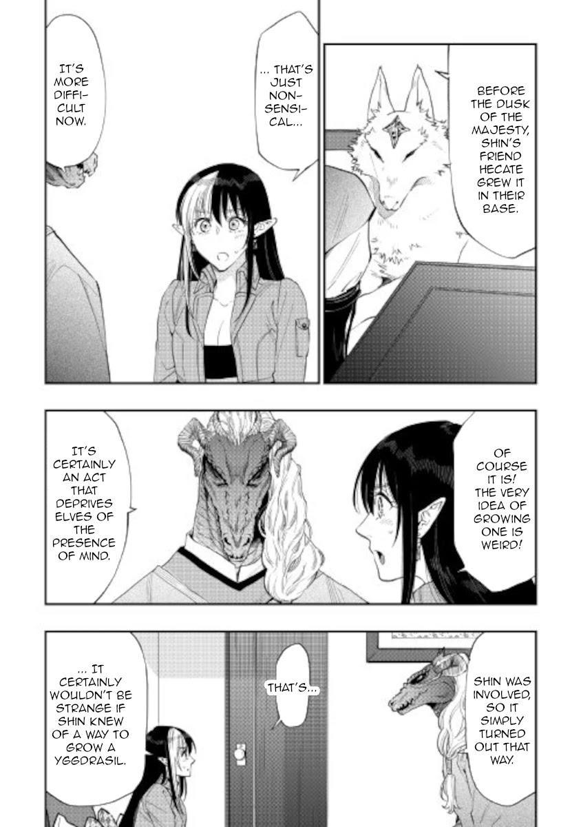 The New Gate Chapter 71 page 4 - Mangakakalots.com