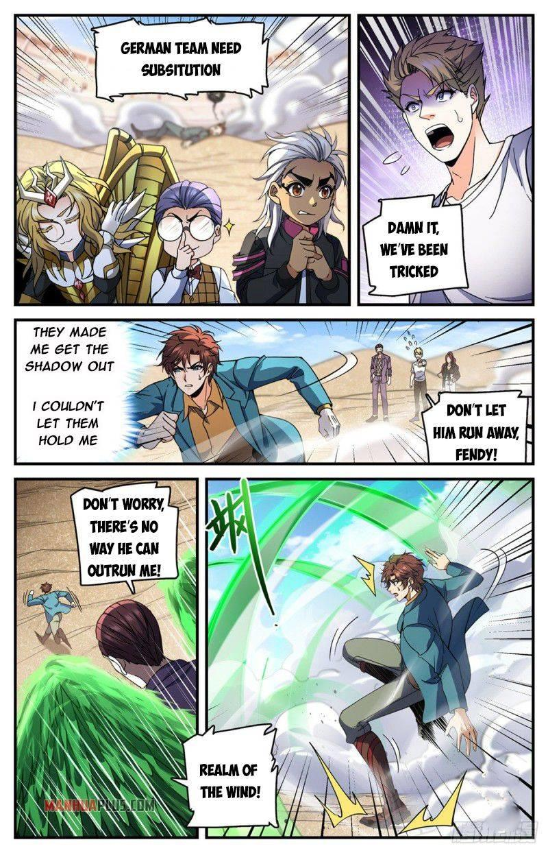 Versatile Mage Chapter 724 page 8 - Mangakakalots.com