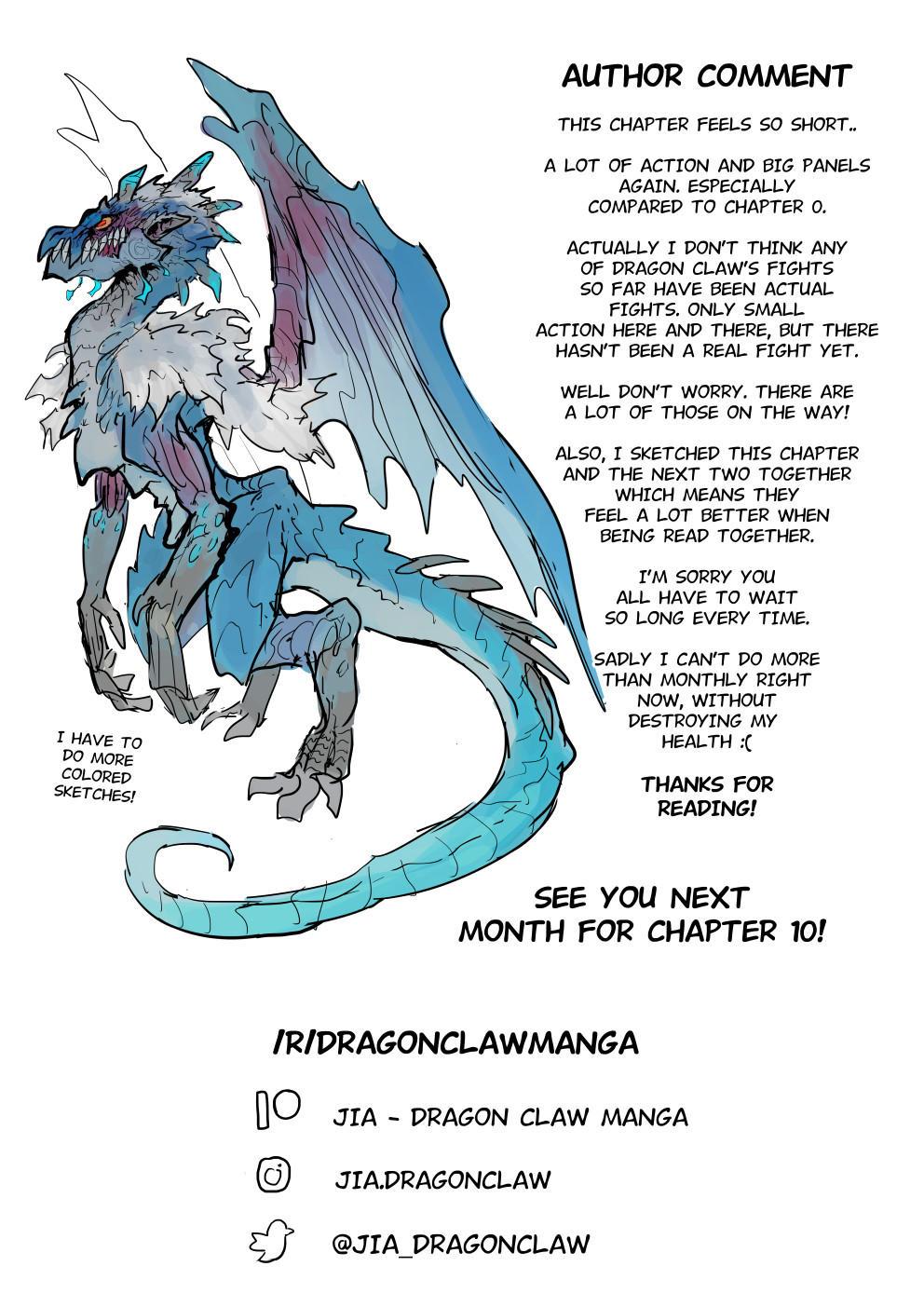 Dragon Claw Vol.2 Chapter 9: Sacrifice page 21 - Mangakakalots.com