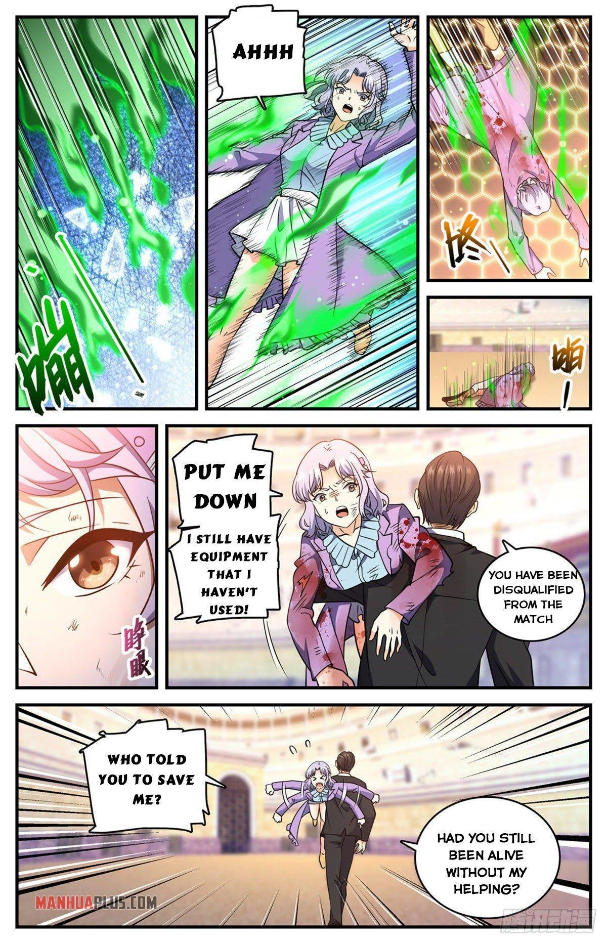Versatile Mage Chapter 723 page 11 - Mangakakalots.com
