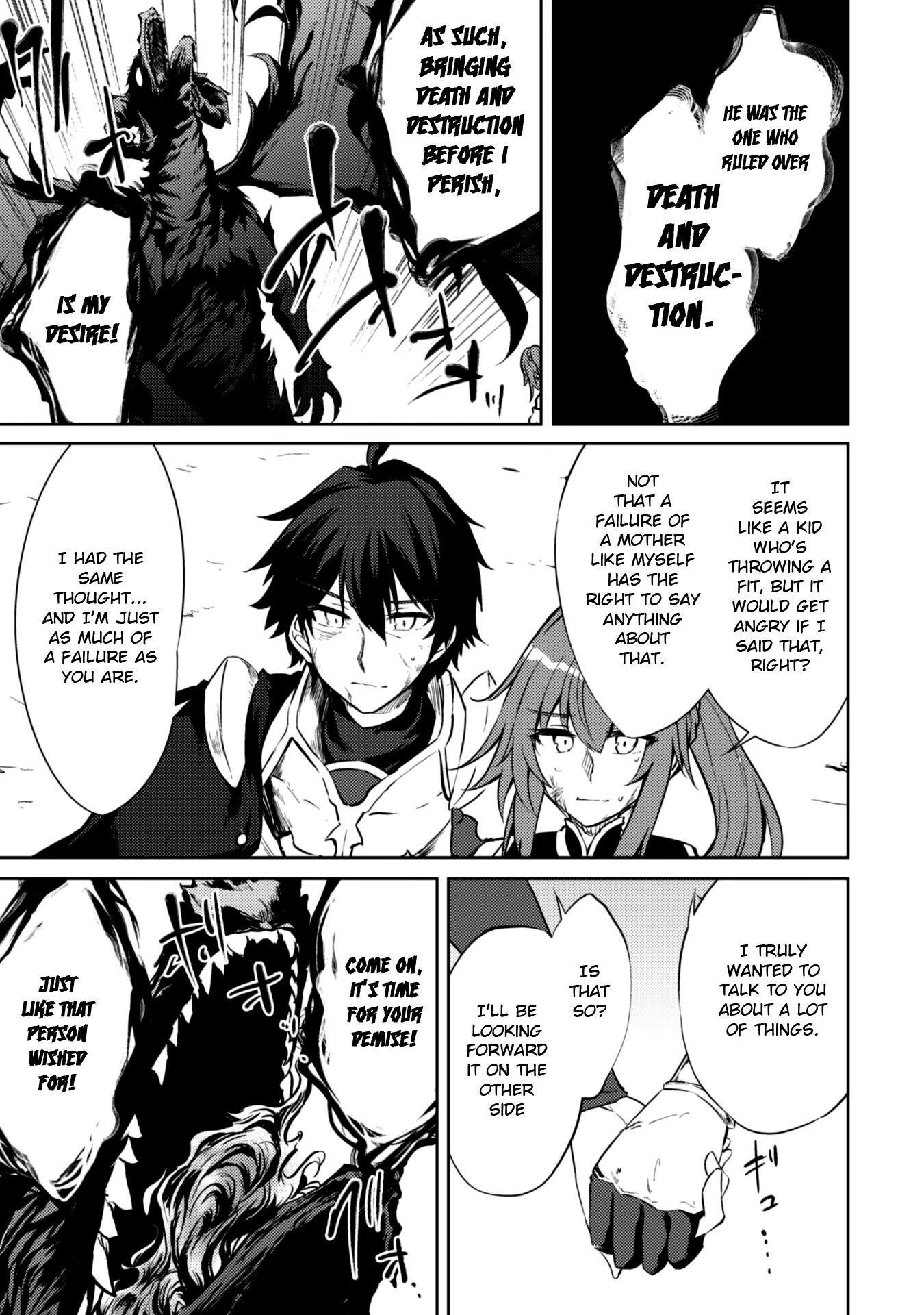 Moto Saikyou No Kenshi Wa, Isekai Mahou Ni Akogareru Chapter 23 page 15 - Mangakakalots.com