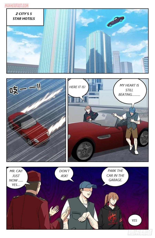 Strongest Anti M.e.t.a Chapter 295 page 1 - Mangakakalots.com