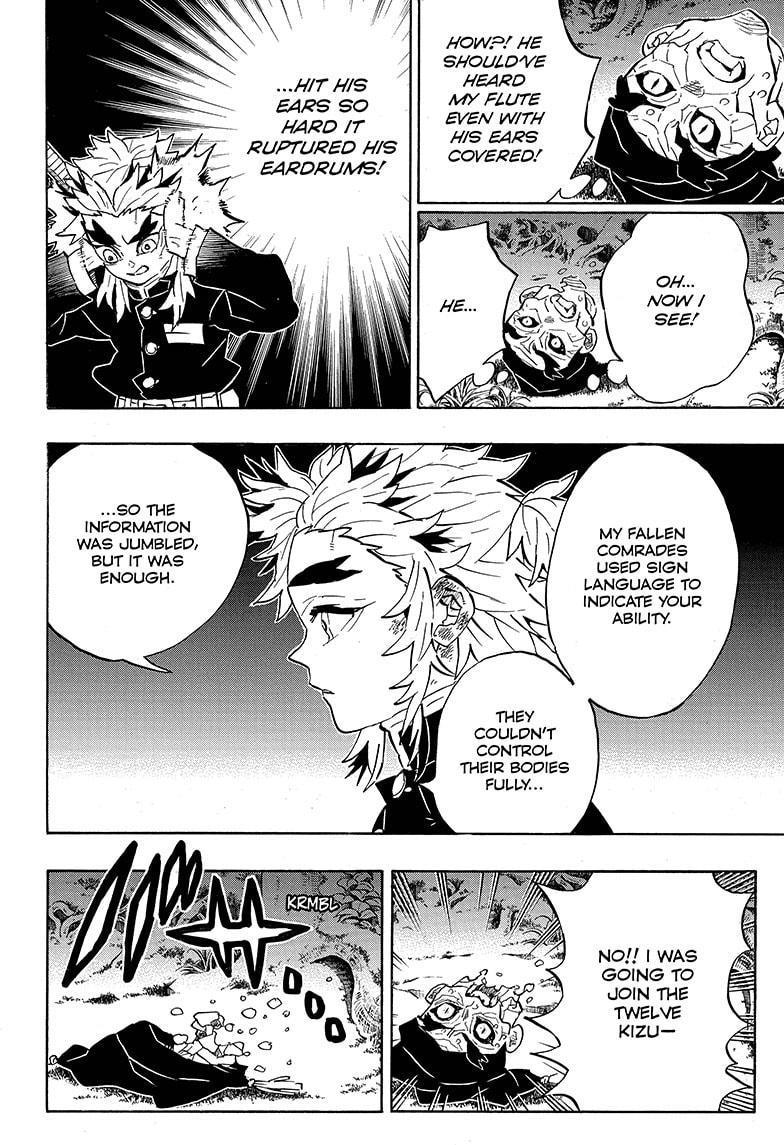 Kimetsu No Yaiba Chapter 205.5: Special One-Shot page 18 - Mangakakalots.com