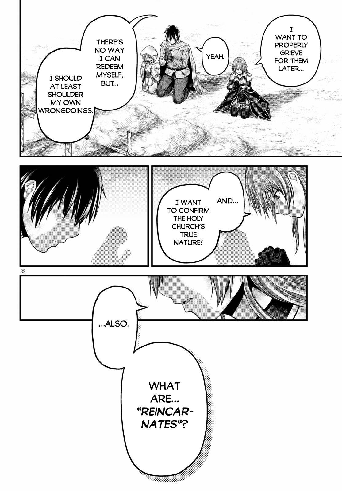 Murabito Desu Ga Nani Ka? Chapter 45 page 32 - Mangakakalots.com