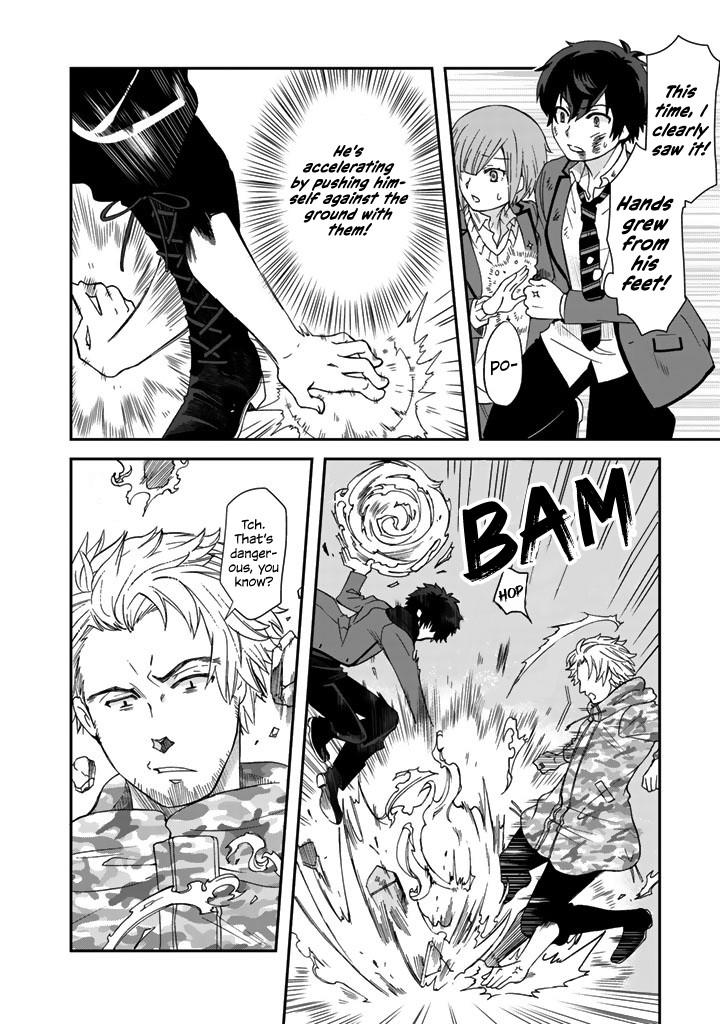 I, Who Possessed A Trash Skill 【Thermal Operator】, Became Unrivaled. Chapter 8 page 11 - Mangakakalots.com