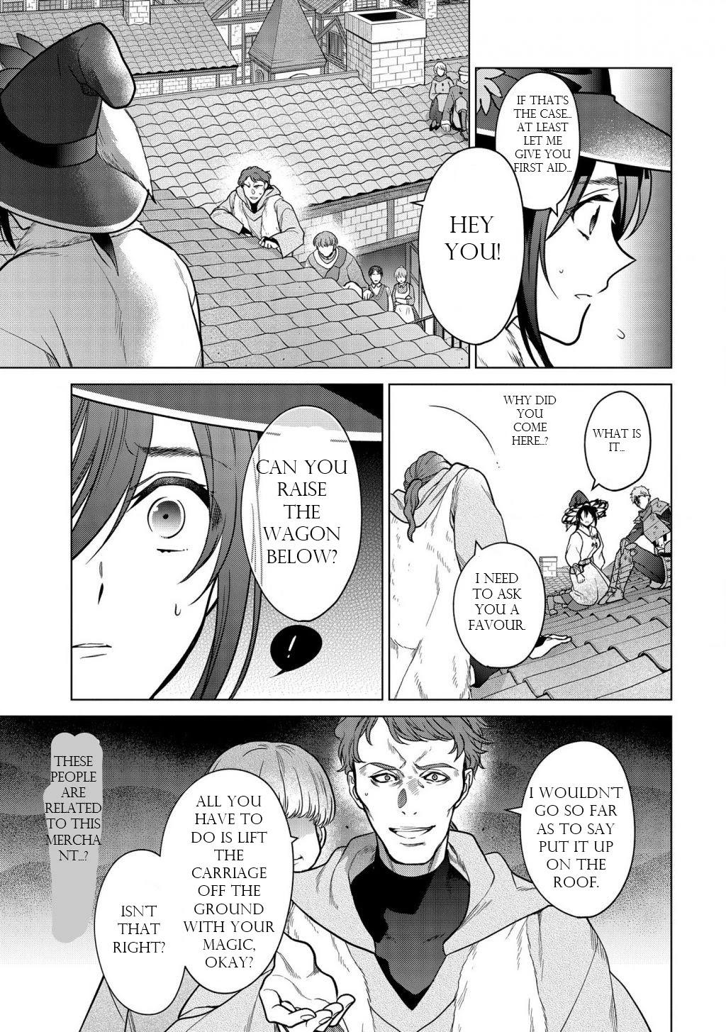 Life In Another World As A Housekeeping Mage Chapter 14.2: 14.2 Fixed page 4 - Mangakakalots.com