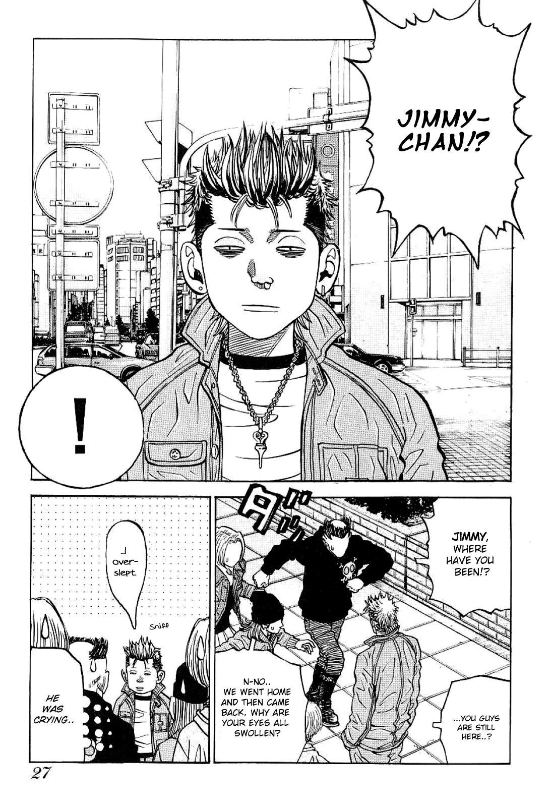 Gang King Vol.10 Chapter 71: Imagination page 24 - Mangakakalots.com