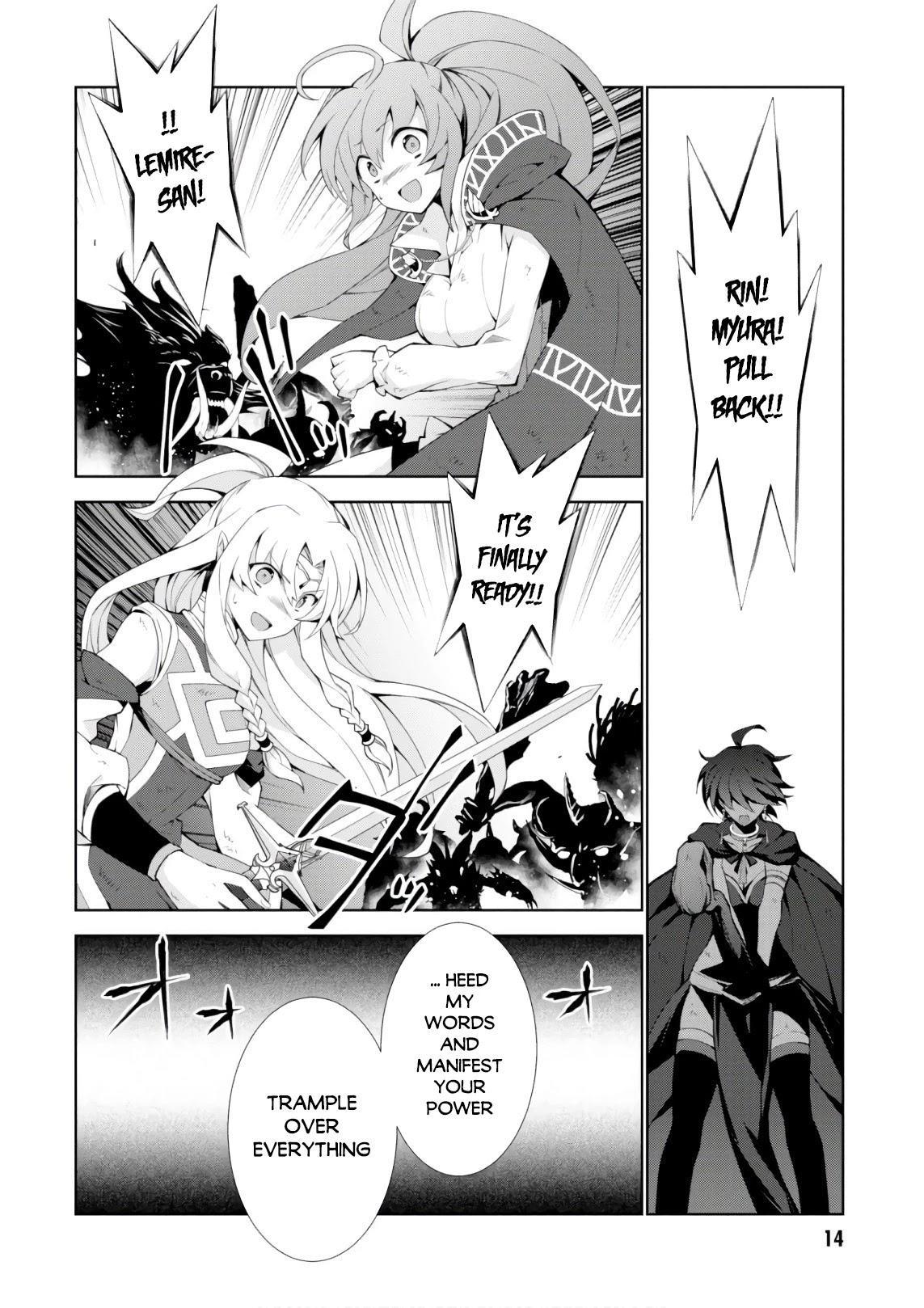 Isekai Cheat Magician Chapter 25 page 14 - Mangakakalots.com