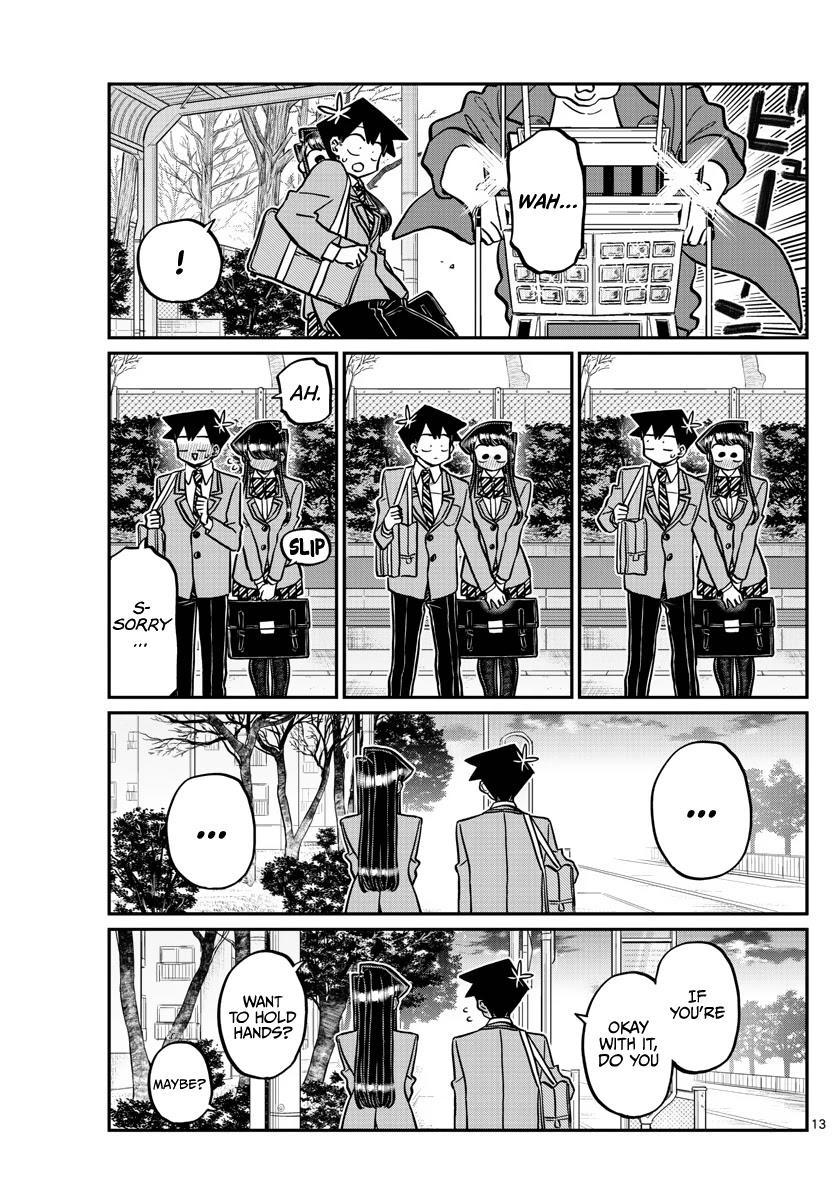 Komi-San Wa Komyushou Desu Chapter 314: Let's Meet Up Again page 13 - Mangakakalot