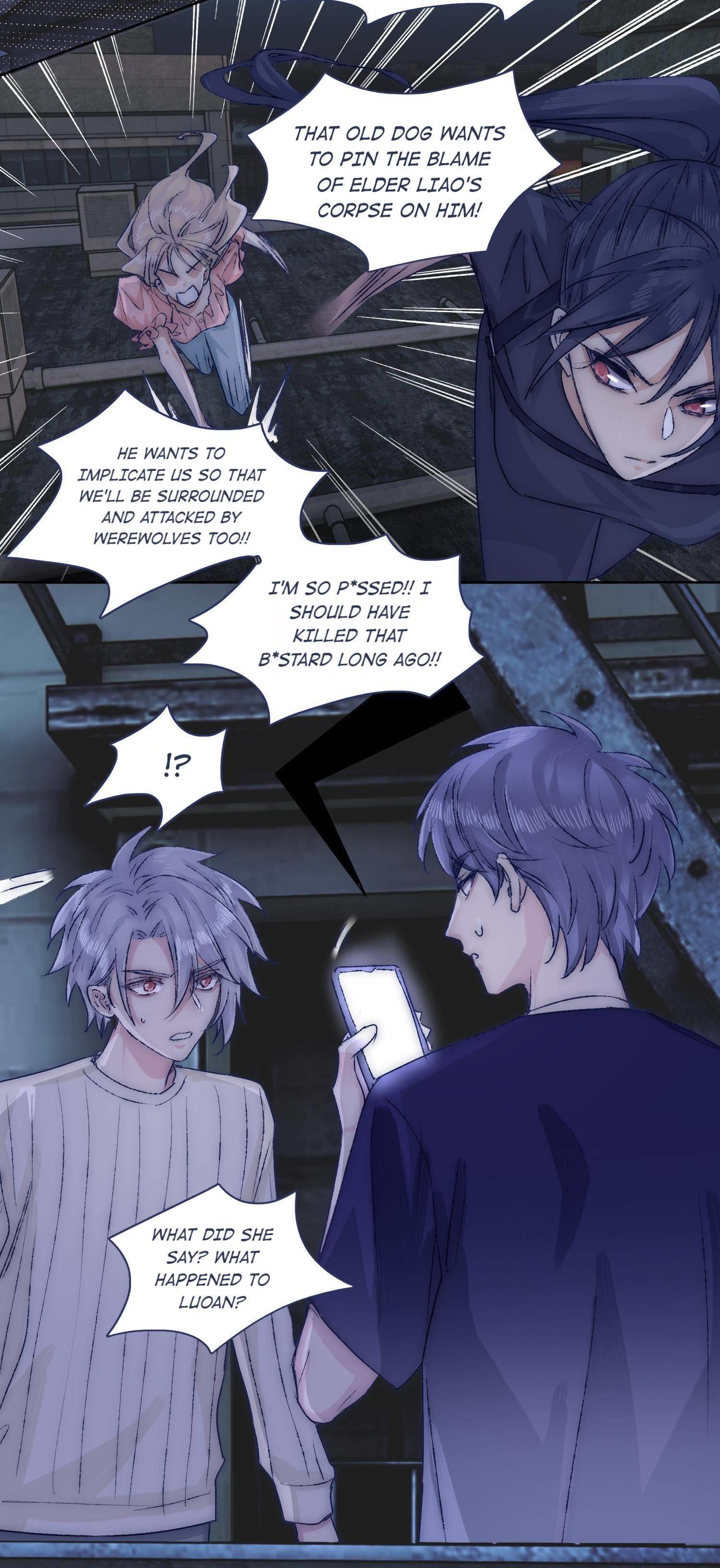 I Offer My Neck To You Chapter 72 page 27 - Mangakakalot