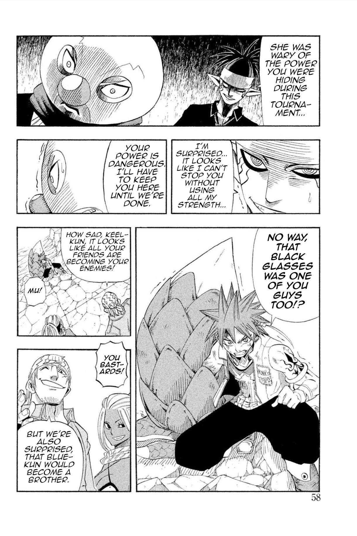 Buster Keel! Chapter 33: Adventurer's Circus (Part 8) page 12 - Mangakakalots.com