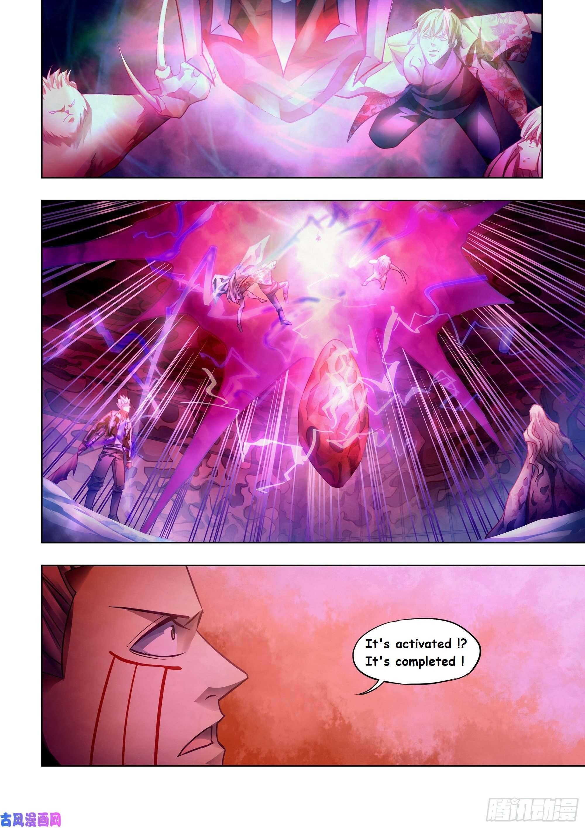 Moshi Fanren Chapter 374 page 6 - Mangakakalot