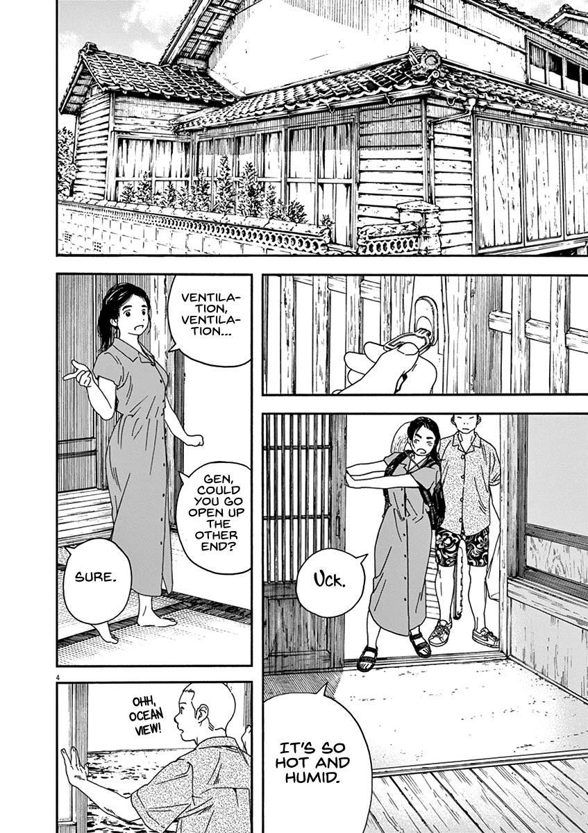 Neko No Otera No Chion-San Chapter 79: Cats, Gen And Chion-San page 4 - Mangakakalots.com