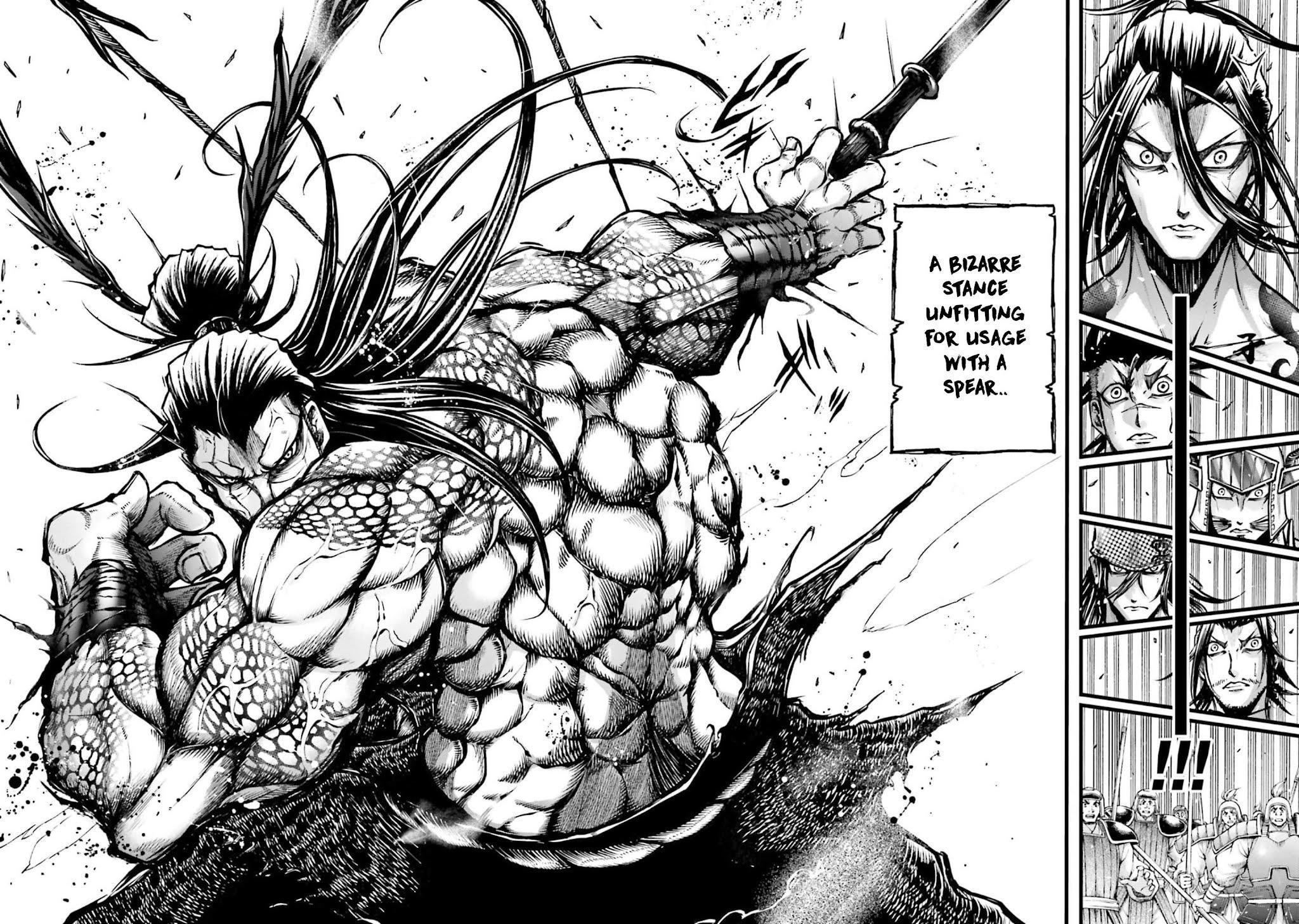 Shuumatsu No Valkyrie: The Legend Of Lu Bu Fengxian Chapter 8 page 20 - Mangakakalots.com