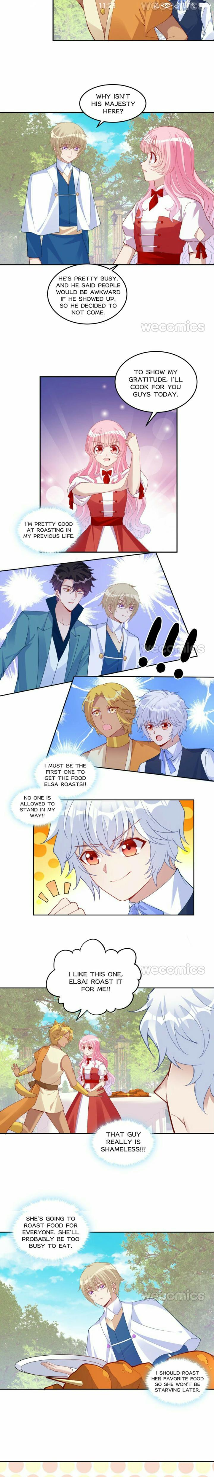 A Queen's Law Of Survival Chapter 124 page 4 - Mangakakalots.com