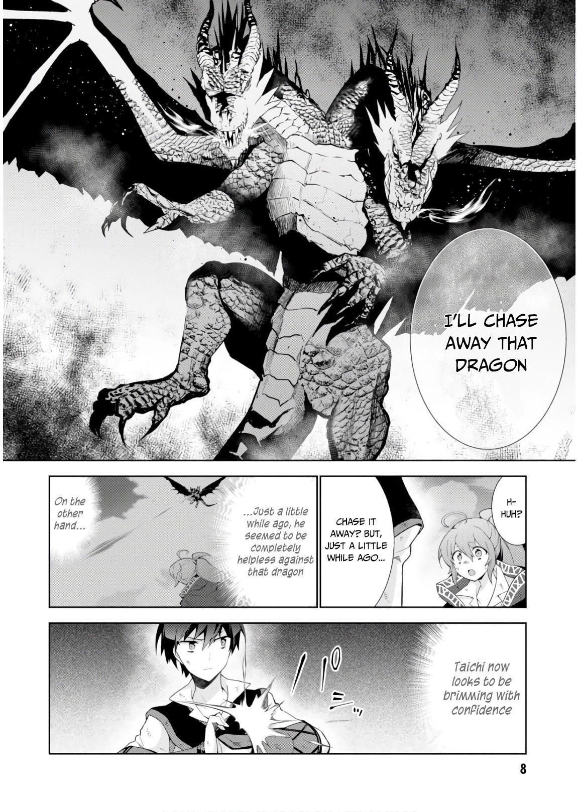 Isekai Cheat Magician Chapter 29 page 8 - Mangakakalots.com