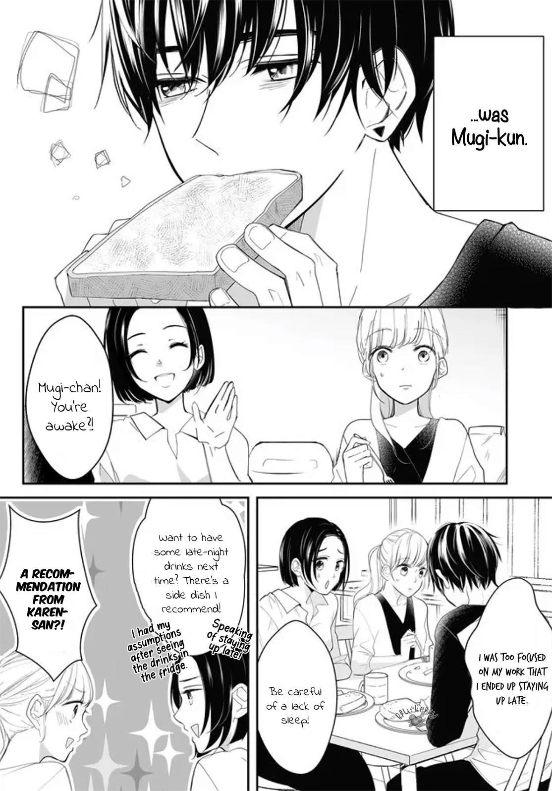 Mugi-Kun Ni Koi Wo Shite Wa Ikenai Chapter 5 page 5 - Mangakakalots.com