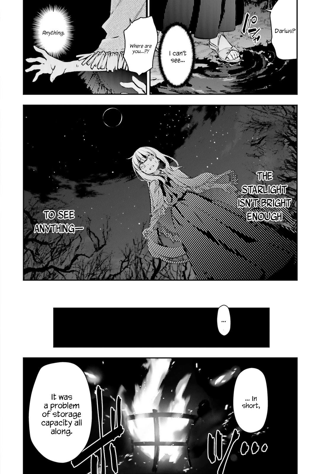Fate/kaleid Liner Prisma☆Illya 3Rei!! Chapter 65.2: Tactility Of The Planet page 2 - Mangakakalots.com