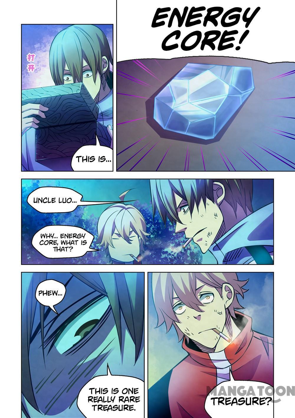 Moshi Fanren Chapter 245 page 11 - Mangakakalots.com