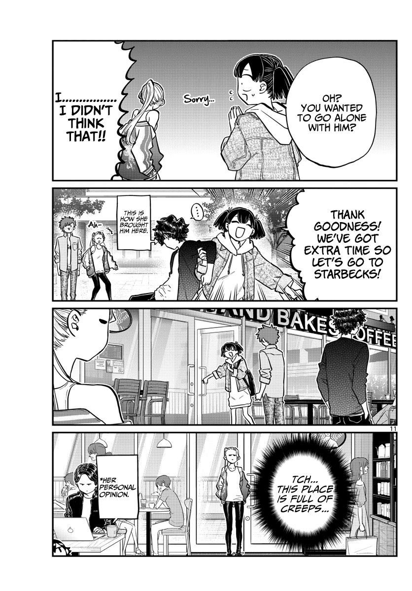 Komi-San Wa Komyushou Desu Chapter 198: Out & Law ~The Movie~ page 14 - Mangakakalot