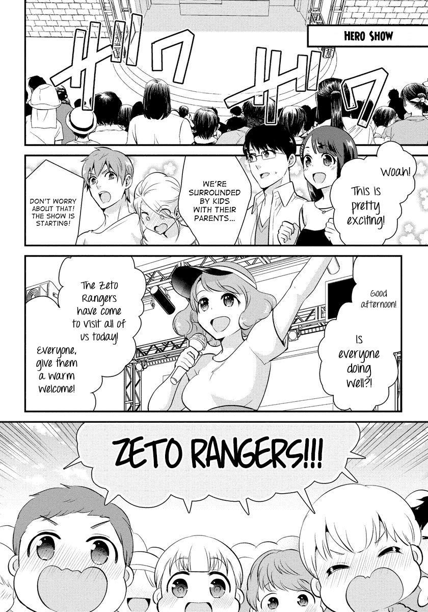 Saenai Riman To Yankee Joshi Kousei Chapter 18 page 11 - Mangakakalots.com
