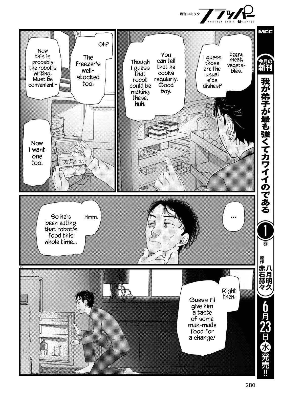 Boku No Tsuma Wa Kanjou Ga Nai Chapter 22 page 10 - Mangakakalots.com