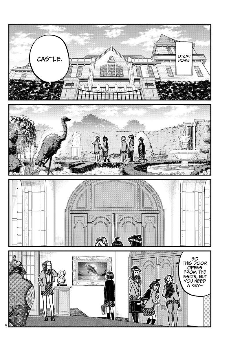Komi-San Wa Komyushou Desu Chapter 241: Escape page 7 - Mangakakalot