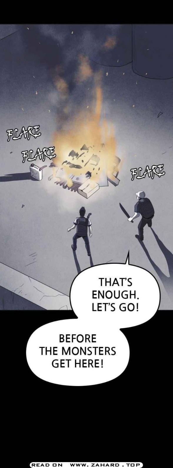 Shotgun Boy Chapter 28 page 46 - Mangakakalots.com