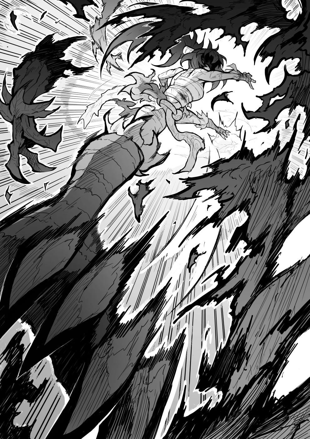 Dragon Claw Vol.2 Chapter 9: Sacrifice page 4 - Mangakakalots.com