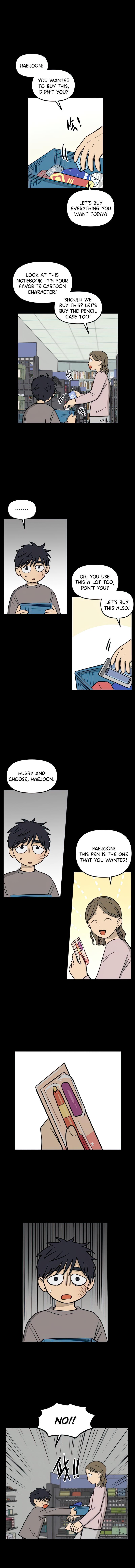 No Home Chapter 109: Haejoon Goh And Eunyung Baek (4) page 3 - Mangakakalots.com