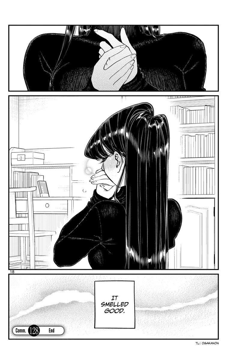 Komi-San Wa Komyushou Desu Vol.9 Chapter 128: White Day page 18 - Mangakakalot